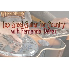Lap Steel Guitar for Country & Bluegrass Music