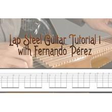 Lap Steel Guitar Tutorial 1