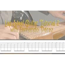Lap Steel Guitar Tutorial 2