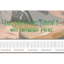 Lap Steel Guitar Tutorial 3