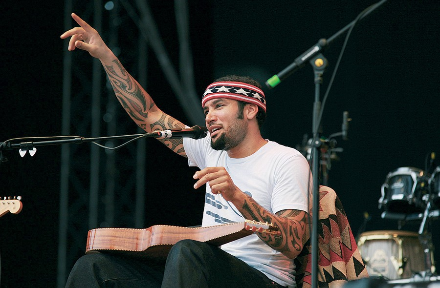 Ben Harper - The Woman In You Tabs - AZ Chords