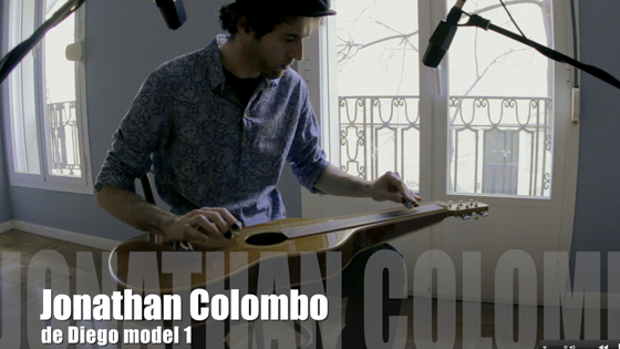 Jonathan Colombo DD1 Demo